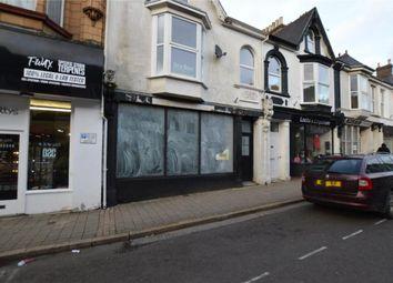 Thumbnail 2 bed flat for sale in Trelowarren Street, Camborne, Cornwall