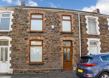 Thumbnail 2 bed terraced house for sale in Arthur Street, Aberavon, Port Talbot, Neath Port Talbot.