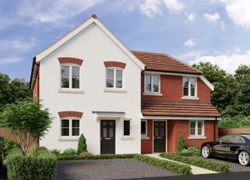 Thumbnail 3 bed semi-detached house for sale in Elmwood Gardens, Hersham, Walton-On-Thames