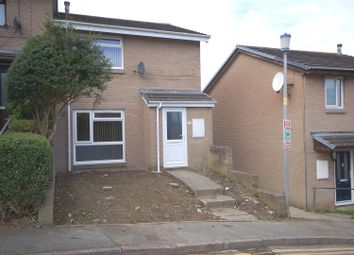 Thumbnail 2 bed end terrace house for sale in Garth Dinas, Penparcau, Aberystwyth
