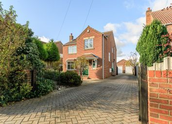 Thumbnail 4 bed detached house for sale in Tranmore Lane, Eggborough