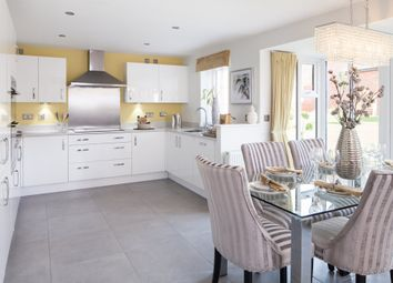 "Thumbnail 4 bed detached house for sale in ""Holden"" at Market Road, Thrapston, Kettering"