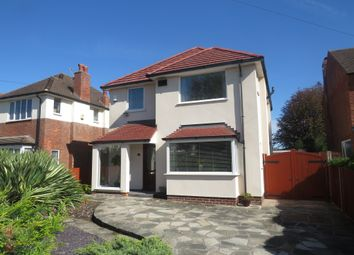 Thumbnail 3 bedroom detached house for sale in Dovepoint Road, Meols, Wirral