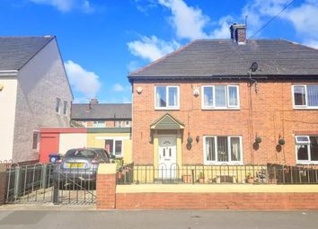 Thumbnail 3 bed semi-detached house for sale in Steele Crescent, Middlesbrough