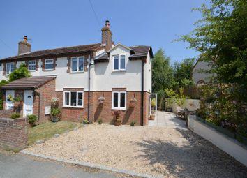 Thumbnail 3 bed semi-detached house for sale in Marsh Road, Shabbington, Aylesbury