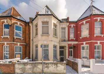 Thumbnail 3 bed flat for sale in Linacre Road, London