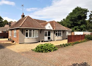 Thumbnail 4 bed detached bungalow for sale in Park Road, Holbeach, Spalding