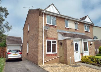 Thumbnail 2 bed detached house to rent in Victoria Drive, Lyneham, Chippenham, Wiltshire