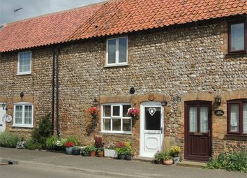 Thumbnail 2 bed cottage for sale in Wretton Road, Stoke Ferry, King's Lynn