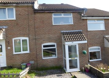 Thumbnail 2 bedroom terraced house for sale in Hazeldene Avenue, Brackla, Bridgend.