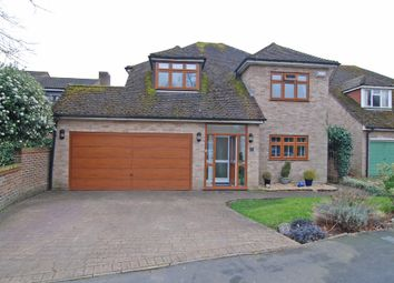 Thumbnail 4 bed detached house for sale in Pincroft Wood, New Barn, Longfield