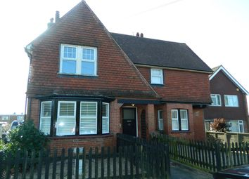 Thumbnail 2 bed flat to rent in Terminus Avenue, Bexhill-On-Sea