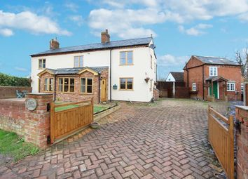 Thumbnail 4 bed cottage for sale in Clay Coton, Northampton