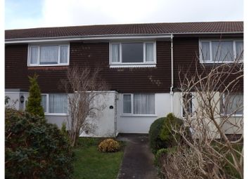2 bed terraced house for sale in Pengeron Avenue, Tolvaddon, Camborne TR14