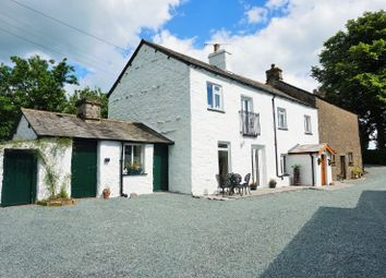 Thumbnail 3 bed farmhouse for sale in New Hutton, Kendal