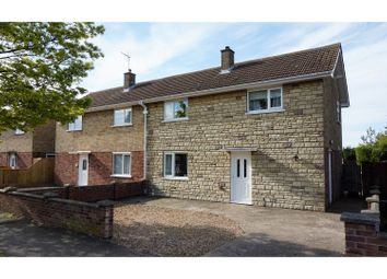 Thumbnail 3 bedroom semi-detached house for sale in Feldale Place, Whittlesey, Peterborough