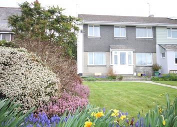 Thumbnail 4 bed semi-detached house for sale in Egloshayle Road, Wadebridge