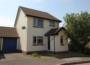 Thumbnail 3 bedroom link-detached house for sale in Cedar Grove, Roundswell, Barnstaple