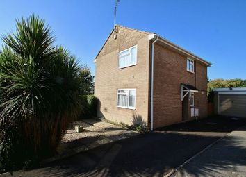 Thumbnail 4 bed detached house for sale in Chalice Way, Glastonbury