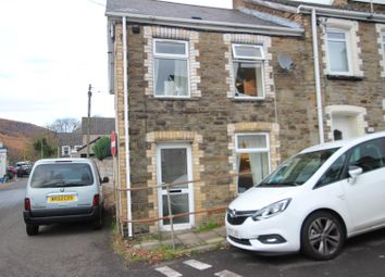 Thumbnail 2 bed terraced house for sale in Jamesville, Cwmcarn, Newport