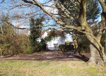 Thumbnail 5 bed detached house for sale in Eversley Road, Yateley