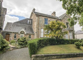 Thumbnail 4 bed flat for sale in 10C, Clarendon Place, Stirling