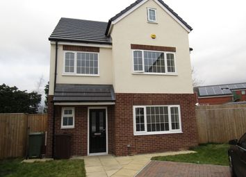 Thumbnail 4 bed detached house to rent in Rohann Close, Outwood, Wakefield