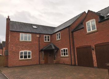 Thumbnail 5 bedroom detached house to rent in Fauld Lane, Fauld, Burton-On-Trent