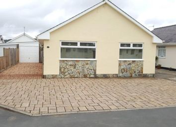 Thumbnail 3 bed detached bungalow for sale in Cefn Y Gader, Morfa Bychan, Porthmadog