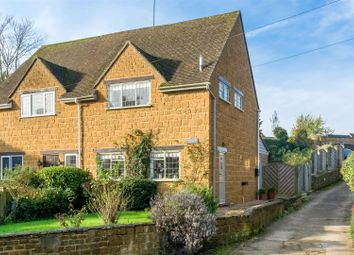 Thumbnail 3 bed semi-detached house for sale in Manor Road, Great Bourton, Banbury, Oxfordshire