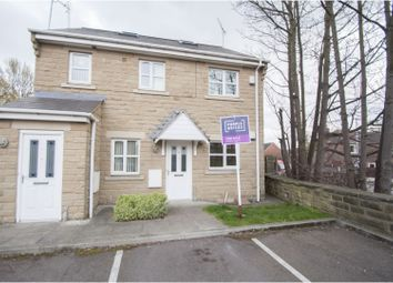 Thumbnail 2 bedroom flat for sale in Church Court, Barnsley