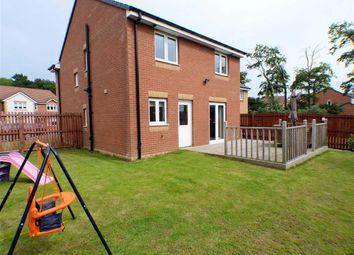 Thumbnail 4 bedroom detached house for sale in Applegate Drive, Lindsayfield, East Kilbride