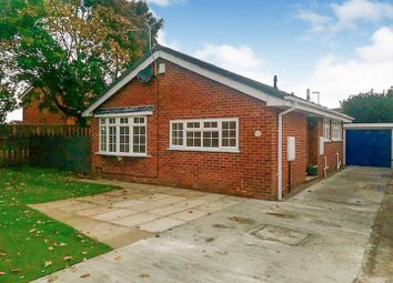Thumbnail 2 bed detached bungalow for sale in Sandringham Close, Pontefract