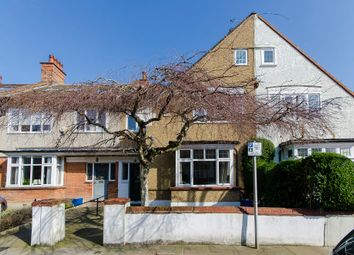 Thumbnail 4 bedroom terraced house to rent in Clavering Avenue, London