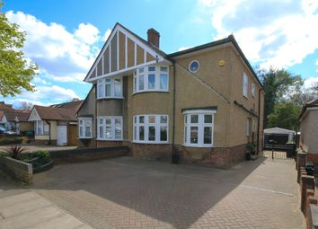 Thumbnail 4 bed semi-detached house for sale in Ellerman Avenue, Whitton, Twickenham