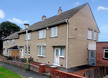 Thumbnail 3 bedroom semi-detached house for sale in Windermere Crescent, Blaydon-On-Tyne