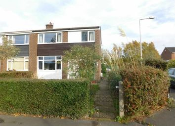 Thumbnail 3 bed semi-detached house for sale in Midland Road, Bramhall, Stockport