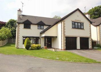 Thumbnail 5 bed detached house for sale in Llys Y Dderwen, Betws Yn Rhos, Abergele