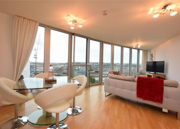 Thumbnail 2 bed flat for sale in Glass Wharf, St. Philips, Bristol