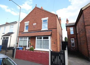 Thumbnail 2 bedroom semi-detached house for sale in Hollis Street, Alvaston, Derby