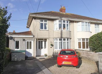 Thumbnail 3 bed semi-detached house for sale in Westbourne Avenue, Clevedon