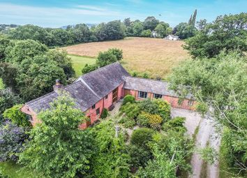 Thumbnail 5 bed detached house for sale in Llanvapley, Abergavenny, Monmouthshire