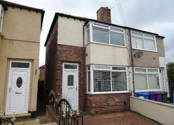 Thumbnail 2 bed semi-detached house for sale in Ardleigh Close, Old Swan, Liverpool