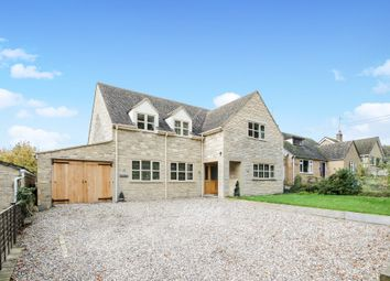 Thumbnail 5 bed detached house for sale in Church Road, Milton-Under-Wychwood, Chipping Norton