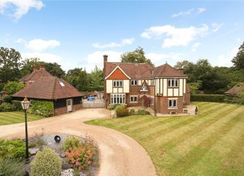5 bed equestrian property for sale in Headley Common Road, Headley, Epsom, Surrey KT18