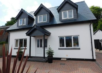 Thumbnail 4 bed detached house for sale in High Street, Blackwood