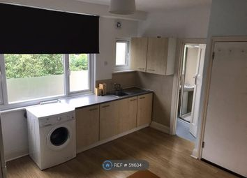 Thumbnail 1 bedroom flat to rent in Downhills Way, London