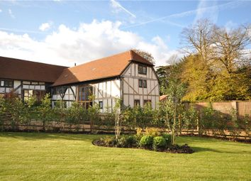 Thumbnail 4 bed barn conversion for sale in Great Tangley Manor Barns, Great Tangley, Wonersh Common
