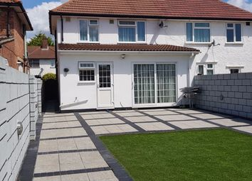 Thumbnail 4 bedroom terraced house to rent in Summerhouse Avenue, Hounslow