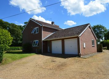 Thumbnail 4 bedroom detached house to rent in Westley, Bury St Edmunds, Suffolk
